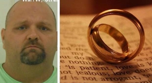Sposa tre donne in tre Stati diversi (l'una all'insaputa dell'altra), le deruba e sparisce
