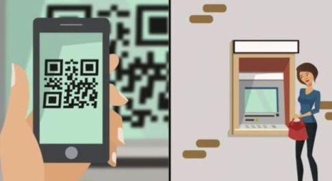La rivoluzione del Qr Code: con lo smartphone si potrà prelevare denaro e fare acquisti