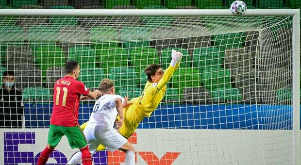 Europei Under 21, l'Italia sconfitta, in semifinale va il Portogallo. Nicolato: «Finito un ciclo»