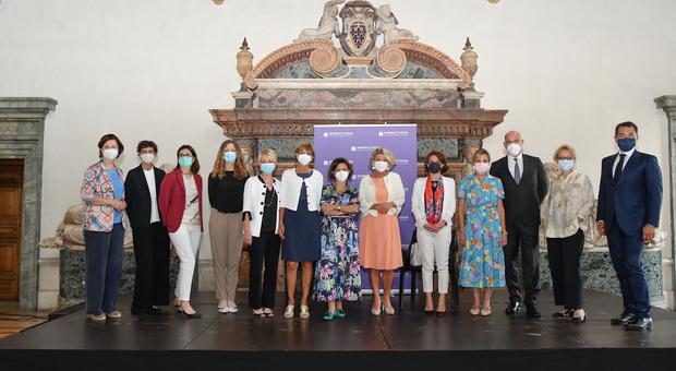La presentazione del Women's Forum all'ambasciata di Francia a Roma
