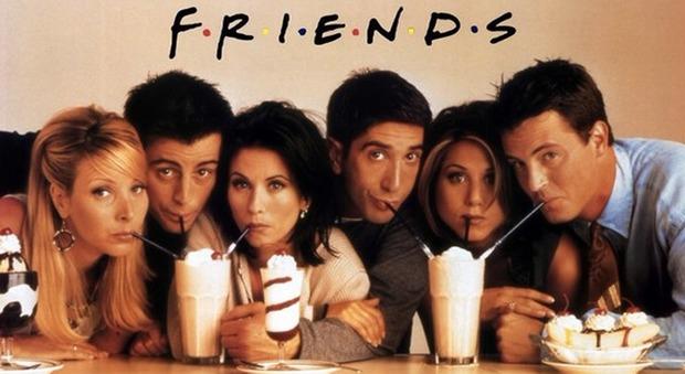 Friends, un trailer riunisce il cast in un film. Ma è un fake