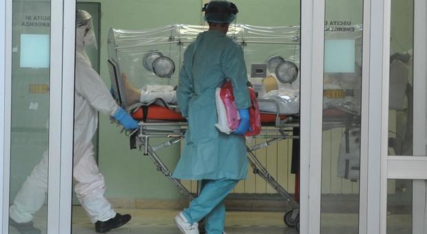 Covid, un nuovo contagio e 27 pazienti ancora ricoverati