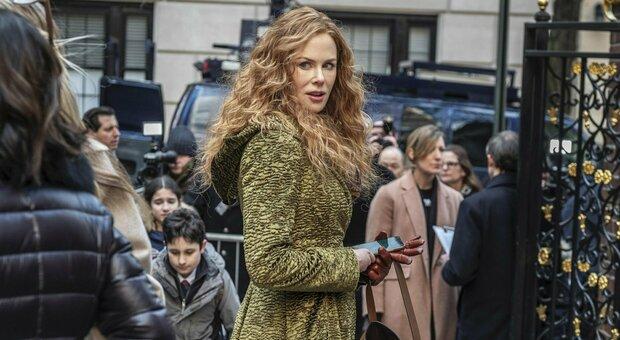 Nicole Kidman, tutti i cappotti indossati in The Undoing: per ogni colore uno stato d'animo