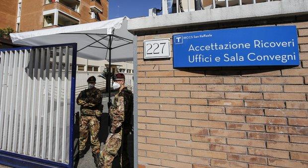 Roma, San Raffaele: 99 infettati e 5 morti. «Il focolaio era attivo da un mese»