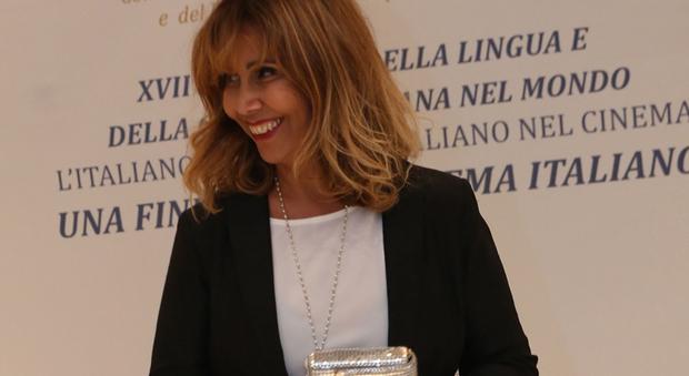 """Donatella Gimigliano, l'ideatrice di """"Woman for woman against violence"""""""