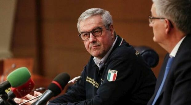 Angelo Borrelli Il Messaggero