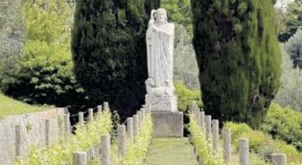 Castel Gandolfo, sradicata la vigna voluta da Papa Benedetto La citazione evangelica