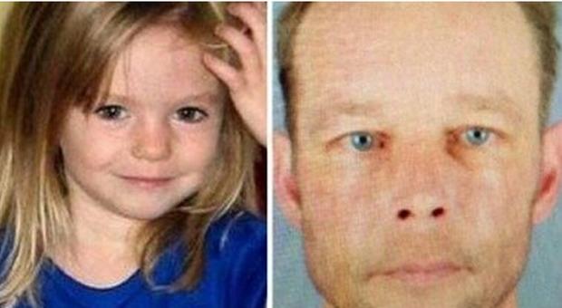 Maddie McCann, il pedofilo tedesco sospettato di avere rapito la piccola verso un'altra incriminazione per stupro
