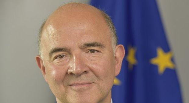 Moscovici a testa bassa conro l'Italia: c'è un governo xenofobo