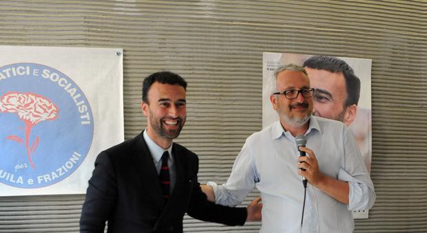 Bobo Craxi e l'affondo su Trifuoggi: «Ha mandato in carcere politici e ora si presenta»