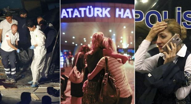 Istanbul, attentato all'aeroporto: 41 morti e 239 feriti. L'ombra dell'Isis