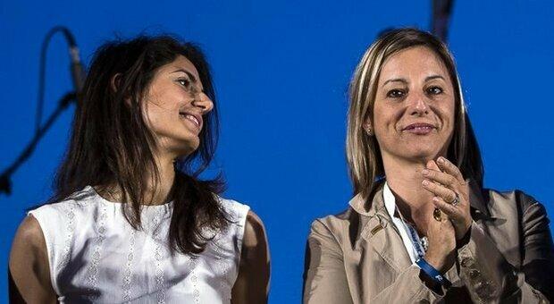Lombardi su Raggi: «Io a Roma apolide dal 2016. Al ballottaggio con Gualtieri»