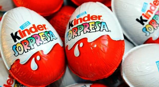 Bufera Ferrero: Ovetti Kinder razzisti