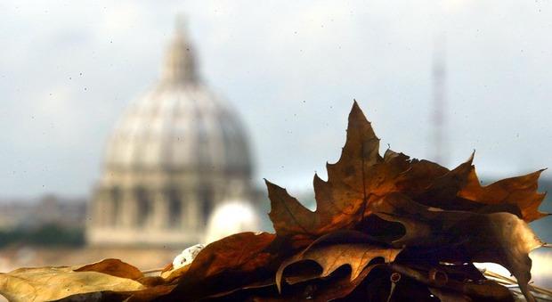 Roma e un autunno incredibilmente intenso