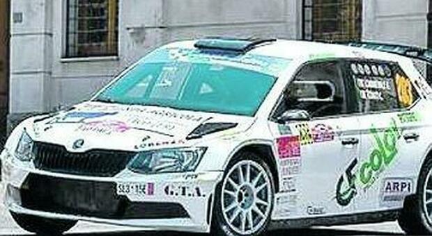 Rally Cassino-Pico, al via 83 equipaggi