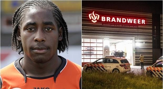 Kelvin Maynard morto: il difensore olandese ucciso nella notte