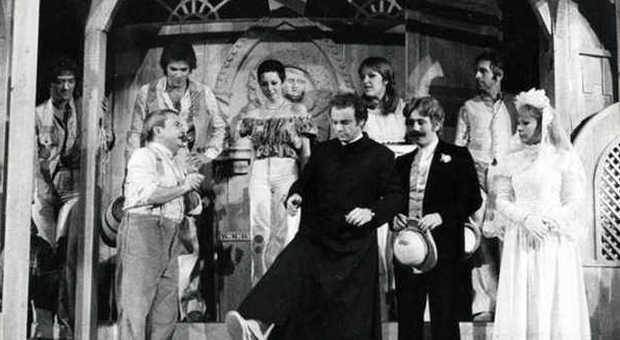 Torna in teatro aggiungi un posto a tavola nuova edizione - Canzone aggiungi un posto a tavola di johnny dorelli ...