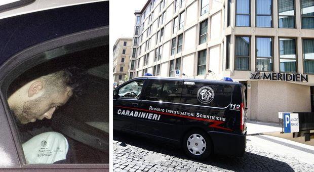 Carabiniere ucciso, il coltello lavato per cancellare le prove e in albergo spunta una seconda lama