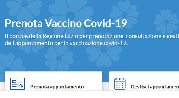 Vaccino Lazio, in settimana via a prenotazioni per over 70: superata quota 400 mila dosi