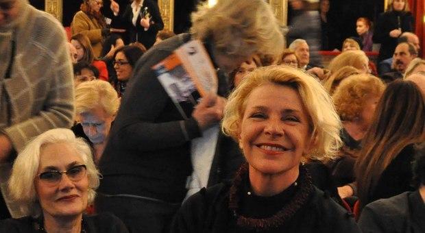 Pamela Villoresi, direttrice del Biondo Di Palermo