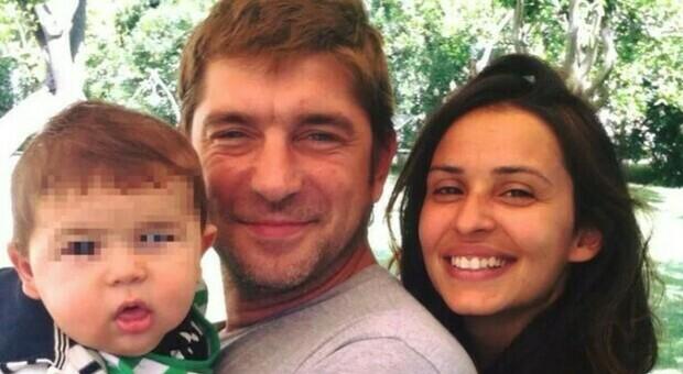 Libero De Rienzo, l'attore lascia la moglie Marcella Mosca e due figli di 6 e 2 anni