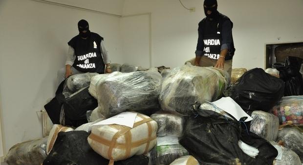 La droga albanese che arriva in Svizzera passando dal Salento