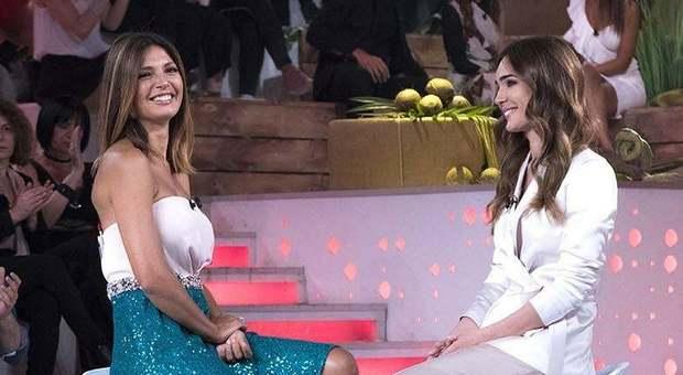 Alessia Mancini si commuove a Verissimo: «Io e Flavio siamo più innamorati che mai»