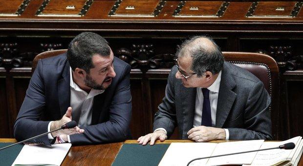 Banche, Salvini: rimborsi truffati? Mef ci sta mettendo troppo