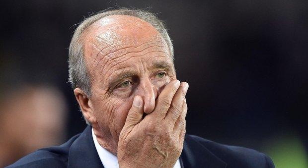 Italia, Ventura: «Le dimissioni? Devo ancora valutare. Chiedo scusa agli italiani»