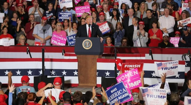 Midterm, Trump perde la Camera