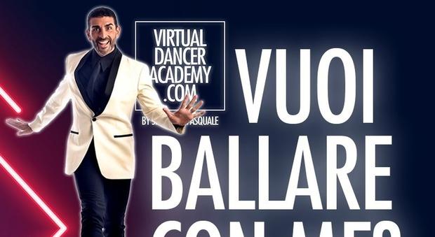 Ballando con le stelle: Simone Di Pasquale lancia la prima Virtual Dancer Academy