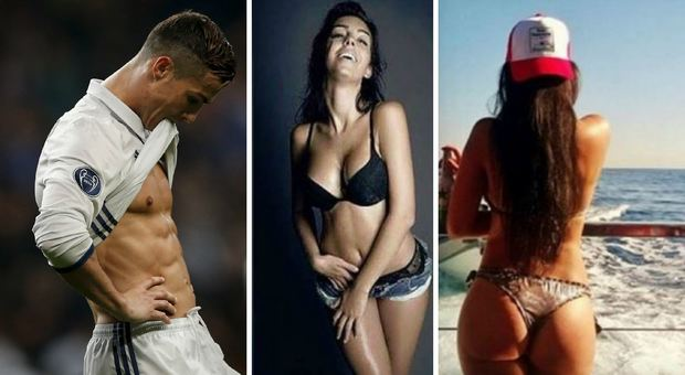 Georgina Rodriguez e Ronaldo: ecco chi è la nuova fiamma del campione