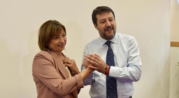 Regionali Umbria, diretta risultati. Exit poll: Tesei 56-60 % Bianconi 35-39%. Salvini esulta