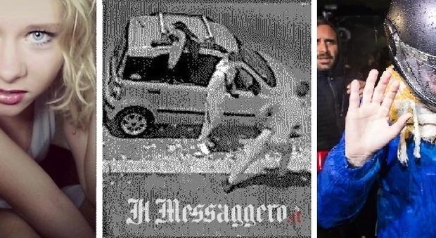 Luca Sacchi, Anastasia: «Non sapevo dei 70mila euro nello zaino, io e Luca estranei»
