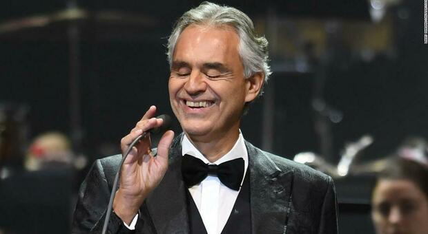 Andrea Bocelli si confida a Verissimo: «Vi racconto quando ho fatto piangere Cassius Clay»