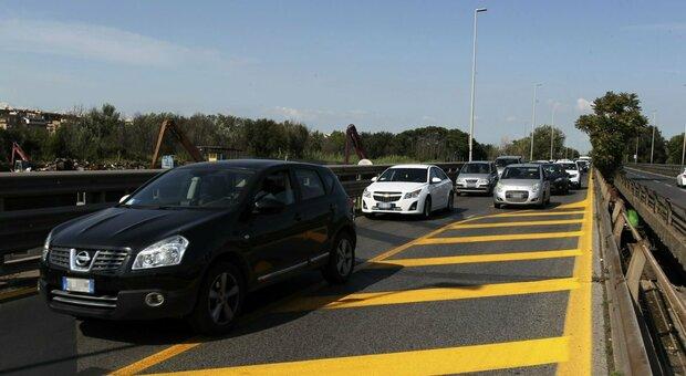 Lavori al ponte della Magliana: dal 3 marzo chiusa carreggiata direzione Roma