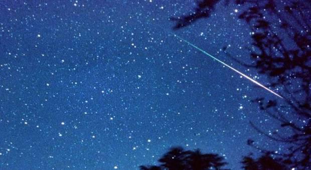 Le Geminidi, le meteore invernali di Santa Lucia