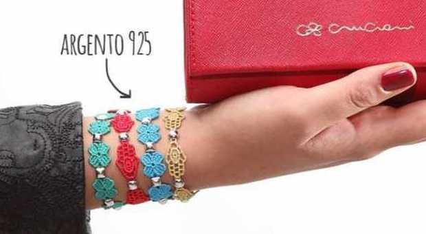 on sale 75483 2dea2 Unforgivably Chic, il nuovo bracciale Cruciani
