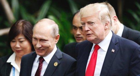 Siria, Trump a Putin: missili pronti. May sposta i sottomarini