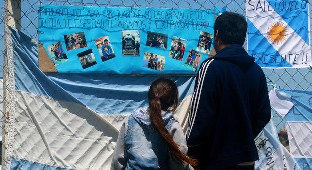 Argentina, «Entra acqua nelle batterie»: l'ultimo messaggio dal sottomarino scomparso