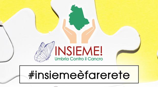 """""""Insieme, Umbria"""", ecco una rete di supporto ai pazienti oncologici"""