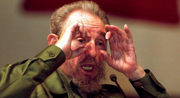Fidel Castro, le frasi celebri del Lìder Maximo