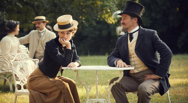 Keira Knightley diventa Colette nel nuovo film di Wash Westmoreland