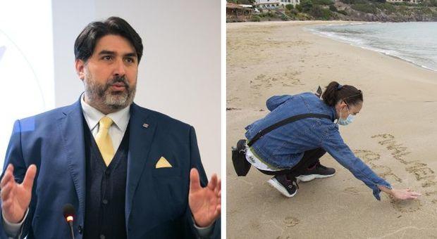 Sardegna, Solinas: «Primi turisti stranieri già arrivati con passaporto sanitario di negatività al Covid-19»