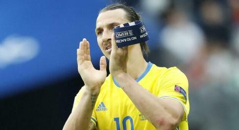 Ibrahimovic convocato in nazionale dopo 5 anni: «Il ritorno del Dio»
