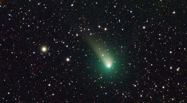 Nella foto di archivio una cometa