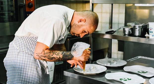 Chef Simone Nardoni