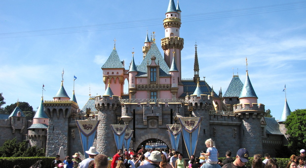 Disneyland in Cina