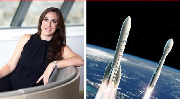 Morena Bernardini, è italiana la regina dei missili europei: 36 anni, due figli e la direzione delle strategie di ArianeGroup