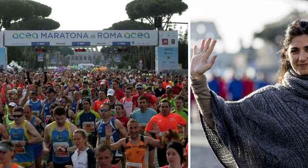 Roma, maratona sorvegliata speciale: un agente ogni 100 corridori